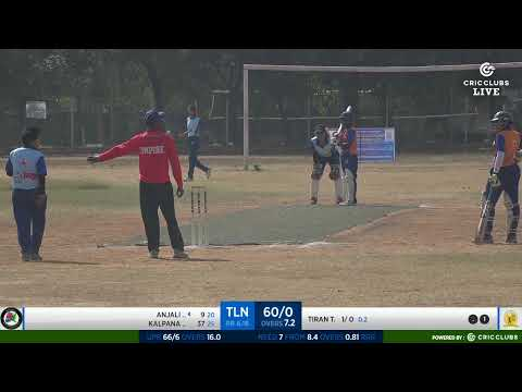 All India Womens T-20 (Telangana Vs Uttar Pradesh) from Khammam-2019