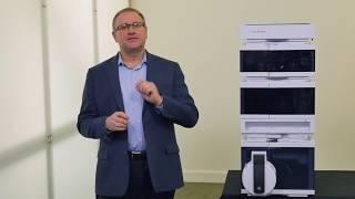 Interns at Agilent Technologies