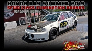 Honda Day Summer 2019: SFWD Elimination Rounds