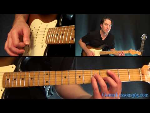 Breaking the Law Guitar Lesson - Judas Priest