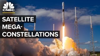 Why SpaceX And Amazon Are Launching 42,000+ Satellites