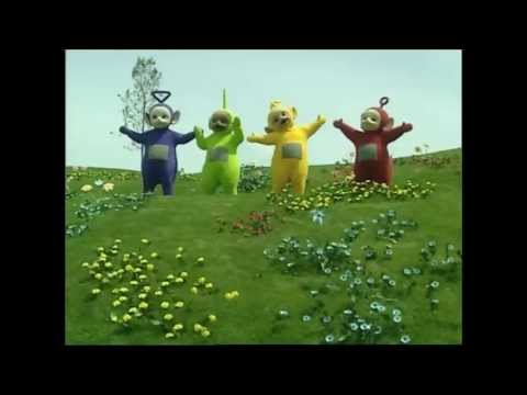 Teletubbies Dance Dont Drop That Thun Thun Thun video