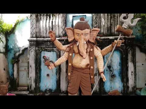 Goa Ganesh Chaturthi 2016 - Panjim - Part 1 #1