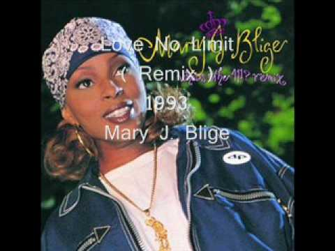 Mary J Blige  Love No Limit  Original Remix  1993