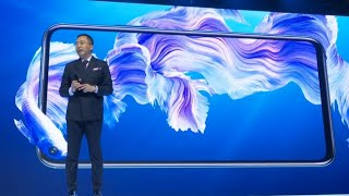 Huawei Launches its Honor 20 Series Mobile Phone