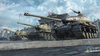 Играем в танки пока чинят игру! [World of Tanks Blitz]