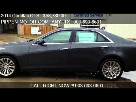 2014 Cadillac CTS Luxury RWD for sale in Carthage, TX 75633