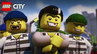 Crooks Everywhere - LEGO City - Mini Movie