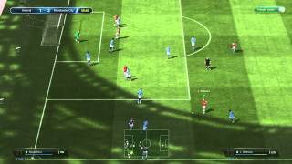 FIFA Online 3 Gameplay : Arsenal vs Manchester City