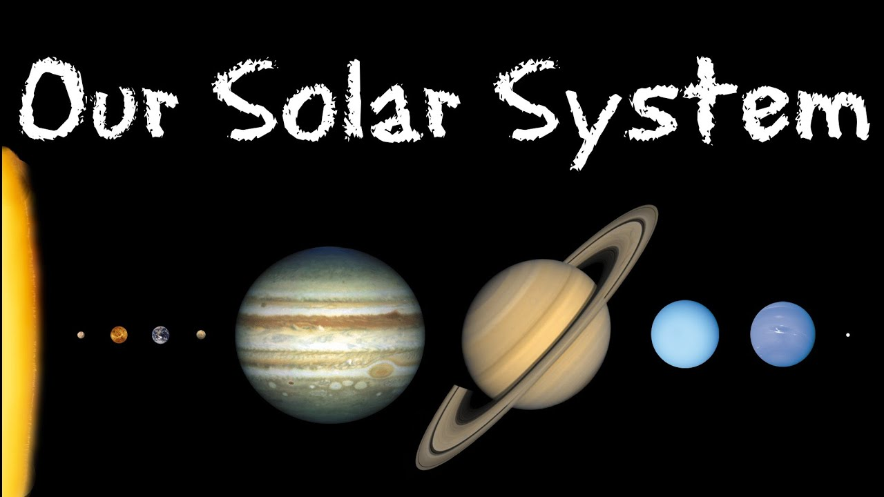 Solar System! A Kids Book About the Solar System  Fun