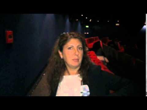 Cosetta Lagani, direttore di Sky 3D, parla dei Musei Vaticani al cinema.TVZoom.it