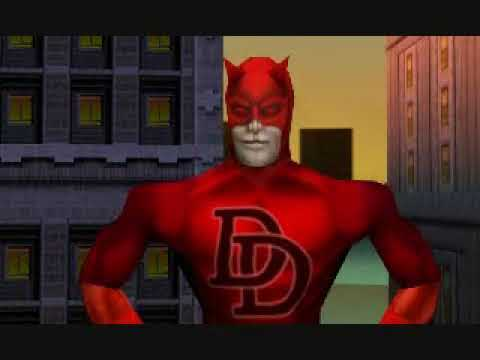 PS1 Spiderman Cutscene 04