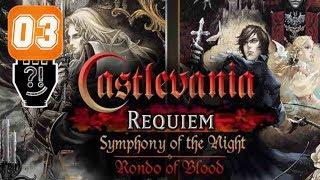 [LIVE] Castlevania Requiem - Richter e Maria vs Shaft