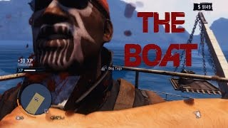 "Far Cry 3 - The Path of a Killer | ""The Boat"" Stealth Gameplay"