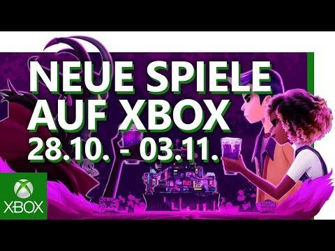 Neue Spiele der Woche 28. Oktober - 03. November | Xbox Weekly News