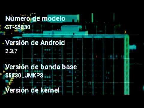 Rom Cyanogenmod 7.2 Democracy v2.1 (para Samsung Galaxy ace S5830)