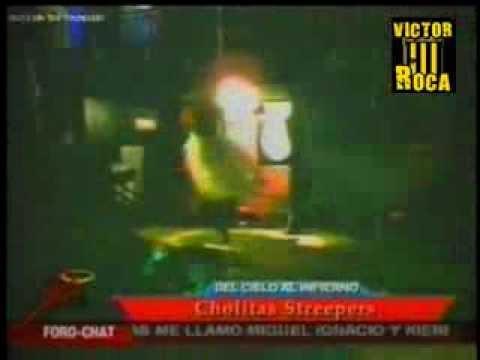 CHOLITAS EROTICAS  DE EL ALTO BAILANDO TUBO XXX full completo 2014 enero