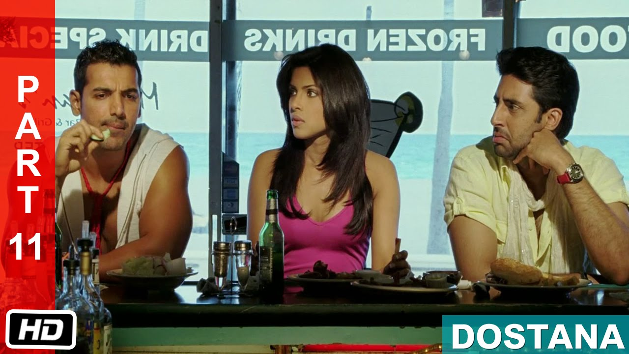 John abraham and priyanka chopra in dostana