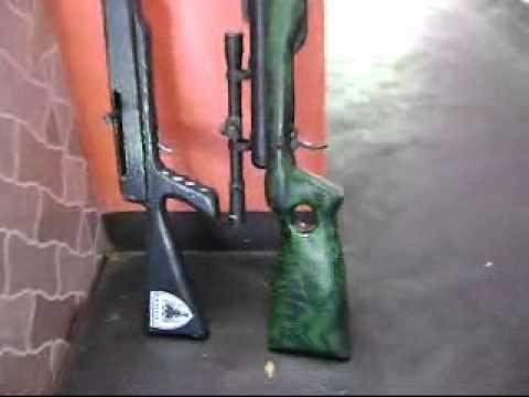 arma caseira de pressão 6mm