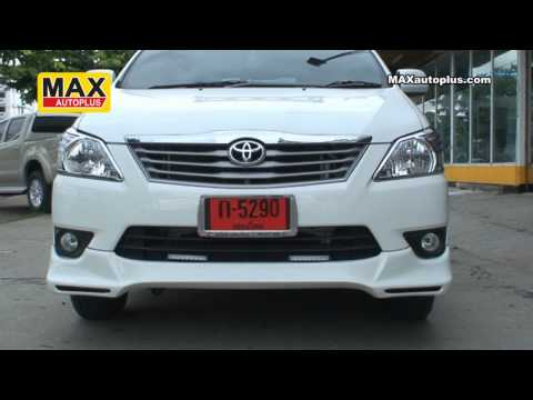 TOYOTA INNOVA 2012 Sporty Body Kit