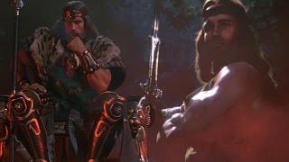 Conan the Barbarian - New Conan The Barbarian Movie With Arnold? - AMC Movie News