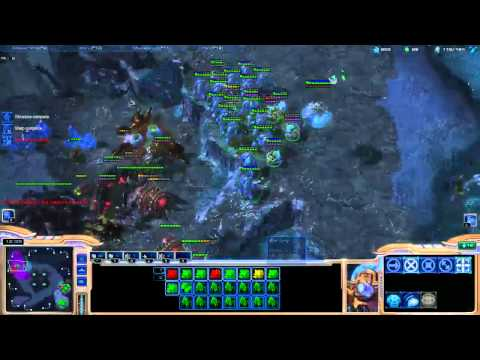 Minigun's Blink Stalker-Sentry Play - Starcraft 2