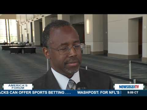 America's Forum | Dr. Ben Carson on what we must do to confront ISIS, and why he might run
