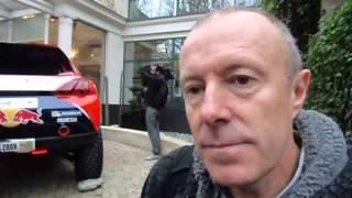 Aspettando la Dakar 2015, Parigi: Thierry Viardot