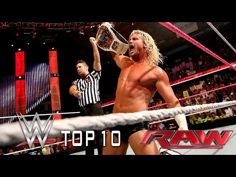 Top 10 Wwe Raw Moments: September 29, 2014 video