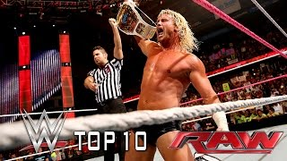 Top 10 Raw moments - September 29, 2014
