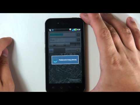 LG P970 (Optimus) Swift Black - part 7
