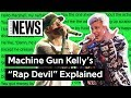 "Machine Gun Kellys ""Rap Devil"" (Eminem Diss) Explained   Song Stories"
