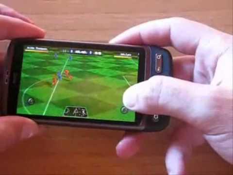Скачать FIFA 2010 на Android
