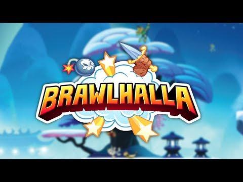 Brawlhalla Live Stream