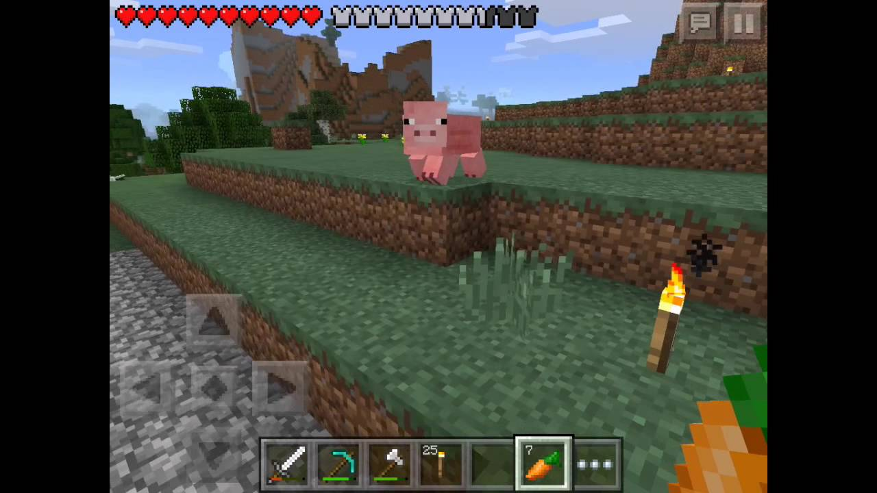 Chicken Minecraft pe Minecraft pe Part 20 Chicken