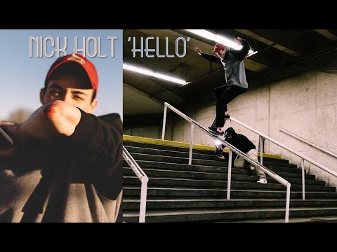Nick Holt's 'Hello' Part