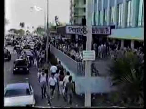1985 Ft Lauderdale Spring Break video shot by The Parrot
