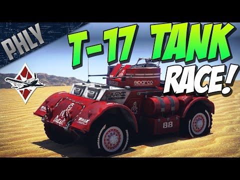 RT-1 TANK RACE - FASTEST TANK IN GAME! (War Thunder Tanks Gameplay)