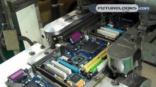 How a Motherboard is Made - Futurelooks Visits the GIGABYTE Nan Ping Factory in Taiwan