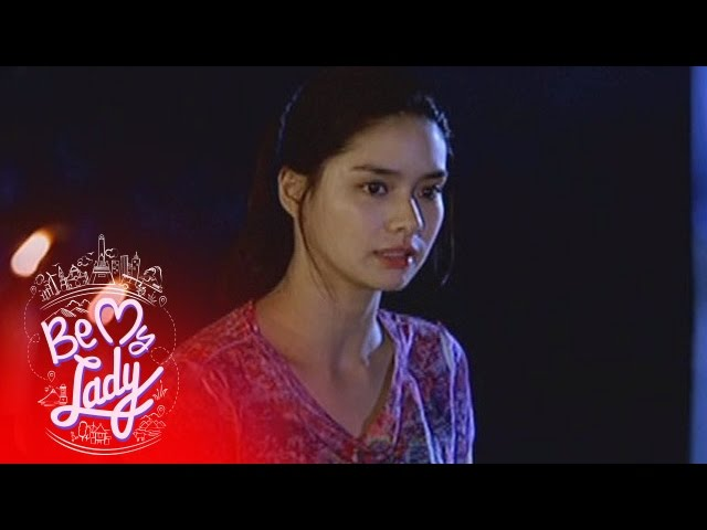 Be My Lady: Pinang feels uneasy