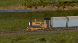 SI3D Sodor Narrow Gauge Engines.wmv