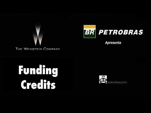 The Weinstein Company/BR Petrobras/Zazen Produções (plus funding credits)