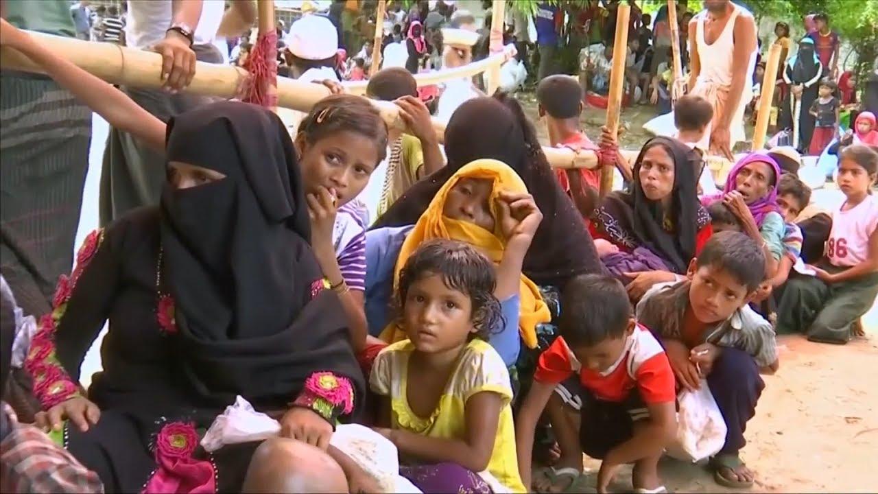 Bangladesh and Myanmar to work on Rohingya repatriation plan