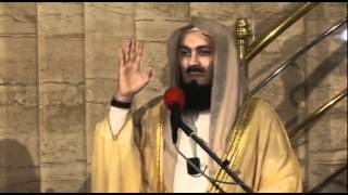Video: Moses and People of Israel - Mufti Menk 2/2