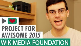 Project 4 Awesome: Wikimedia Foundation