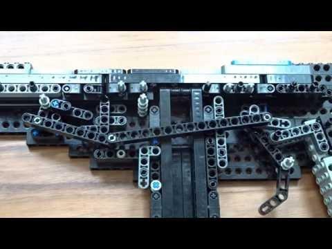 Lego Sniper Rifle (V10514) + instruction 2