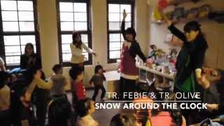 Snow around the Clock - Fever Christmas & New Year Party