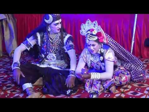 karke choti dhili aaj bhan mane bhi pi li, Shiva and Parvati Jhanki  YouTube 720p