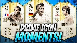 Fifa 19 Ultimate Team OTW und Prime Icon Moments Packopening!! OTW und 87+ IF gezogen!!!🔥🔥🔥