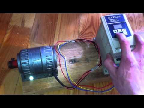Частотный преобразователь eMotron DFE 23-04
